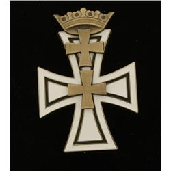 100German WWII 1st Class Danzig Cross