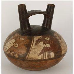 Nazca Stirrup Pot