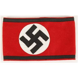 German WWII Waffen SS Officers Arm Band