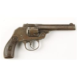 Iver Johnson Mdl Top Break Cal .32 SN:B2865