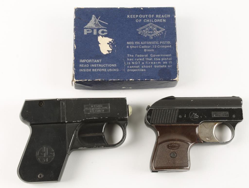 Lot of Two Starting Guns