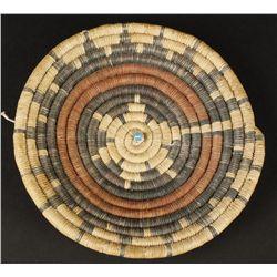Hopi Coil Basket Tray