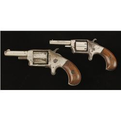 Lot of Two Defender Revolvers