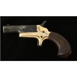 Butler Mdl Derringer Cal .22 Short SN: 33428