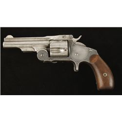 Smith & Wesson Mdl Baby Russian Cal .38 SN: 9981