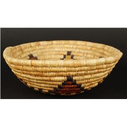 Hopi Coil Basket Bowl