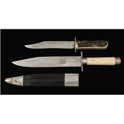 Lot of (4) Knives