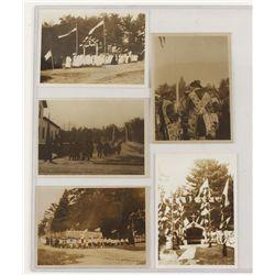 Collection of (5) Original Photographs