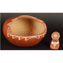 Contemporary Pottery Piece