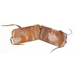 Quartermaster Pommel Bags for Mule Saddle