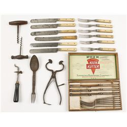 Vintage Cutlery Collection