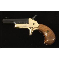 Butler 4th Mdl Derringer Cal .22 Short SN: B15826