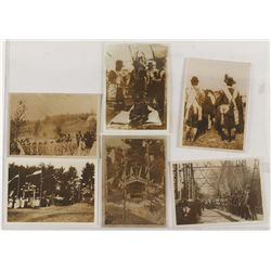 Collection of (6) Photographs
