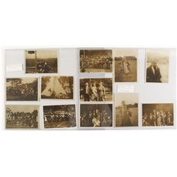 Collection of (12) Photographs