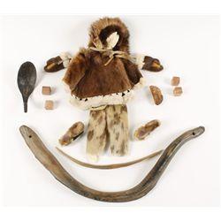 Lot of Eskimo Items