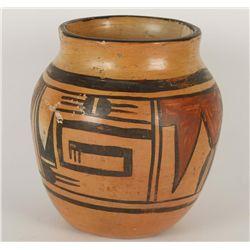 Hand Painted Hopi Pot