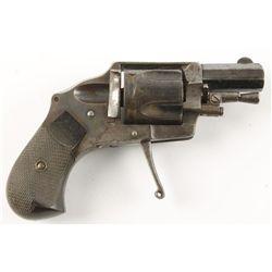 Belgian Mdl Pocket Cal.320 SN:4026