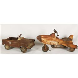 *(2) Pedal Cars