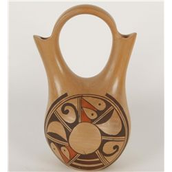 Native American Wedding Vase