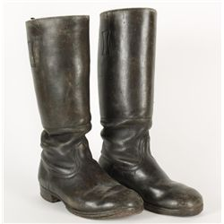 Nazi NCO Boots