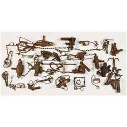 Large Lot of Traps