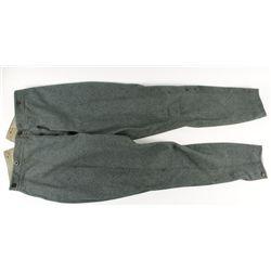 Swiss Military Pants WWI