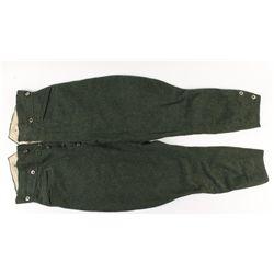 WWI German Officers Pants