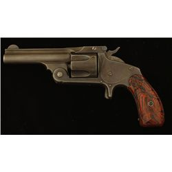 Smith & Wesson S.A. 2nd Mdl Cal.38 S&W SN:72303