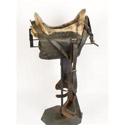 1861 Alleghany Arsenal Saddle