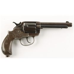 Colt Mdl 1878 Cal .32 WCF SN; 42801
