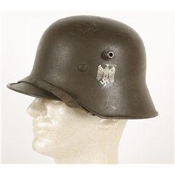 Nazi Helmet Transition Model