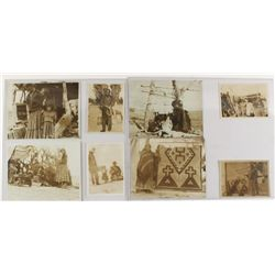 (8) Original Photographs by Harmon Percy Marble