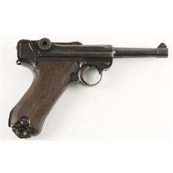 DWM Mdl 1920 Cal 9mm SN: 7085a