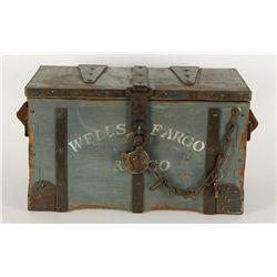 Reproduction Wells Fargo Crate