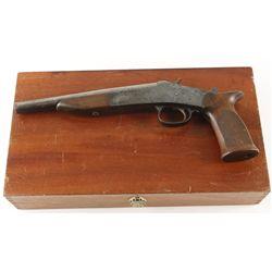 H&R Handy Gun 28 GA SN: 6950