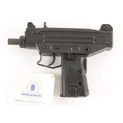 UZI Micro Cal 9mm SN: UP18197