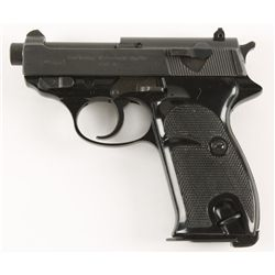 Walther P38 K Cal .9mm SN: 502324