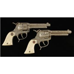 Antique Cap Guns and Rigs
