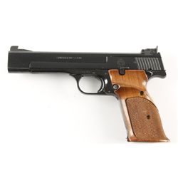 Smith & Wesson Mdl 41 Cal .22 SN: A220199