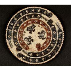 Rare Pima/Papago Horsehair Basket