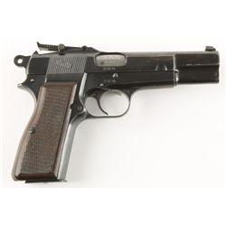 Browning Mdl Hi Power Cal: 9mm SN: 35494