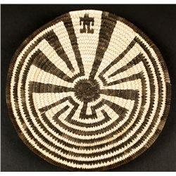 Papago Yucca & Cat Claw Basket Tray