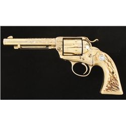 Colt Bisley Cal .45 SN: 182436