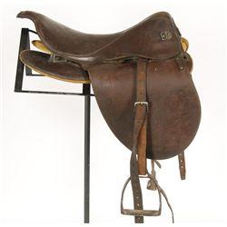 1912 Experimental Saddle