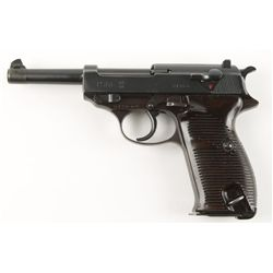 Walther Mdl P38 Cal 9mm SN: 6156e