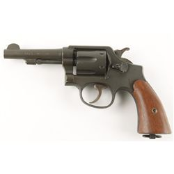 Smith & Wesson Mdl Victory Cal: .38 Spcl SN: V2676