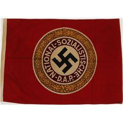 German WWII National Sozialistische Party Flag