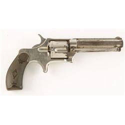 Remington Mdl Smoot No 3 Cal .38 NVSN