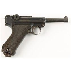 Erfurt Mdl 1914 Luger Cal 9mm SN:6041