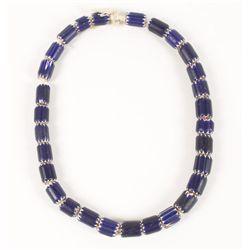Chevron Clay Beads